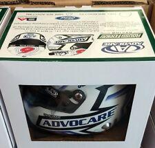 Trevor Bayne  Avocare  mini size collectible helmet