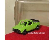 IMU 12019 hg VW Golf Cabrio hellgrün, 1:160, Spur N !,  neu, OVP,Metallmodell