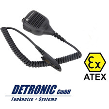 MOTOROLA Lautsprechermikrofon PMMN4058A für Motorola MTP850 ATEX