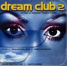 Dream Club 2 (1998) Music Instructor, Carlos, D-Tune, Marusha, Brooklyn.. [2 CD]