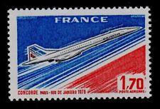 FRANCE  SCOTT# C48  MNH  AIRPLANE (CONCORDE)