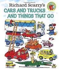 Richard Scarry's Cars and Trucks and Things That Go by Richard Scarry, Hardcover