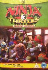 Mutant Ninja Turtles - The Next Mutation Disc 10 - 2 Episodes (DVD) NEW SEALED