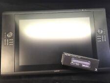 Superb CintiQ 24HD interactive pen display WACOM DTK-2400 w tilt stand & Pro pen