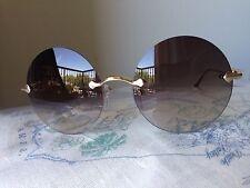 df14681a4da0 Chrome Hearts Metal Frame Sunglasses for Women