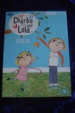 Charlie And Lola Vol.4 (DVD, 2006).BBC DVD VOLUME FOUR HARDBACK VERSION