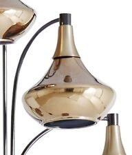 Next  sloane gold Glass Lamp Shade  . ( replacement)