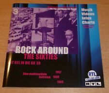 CD Rock around the sixties - Volume 3