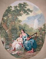 EP 2025 Victorian Ladies Tramme Needlepoint Canvas