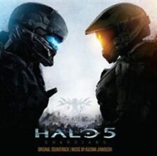 KAZUMA JINNOUCHI - HALO 5: GUARDIANS [ORIGINAL GAME SOUNDTRACK] NEW CD