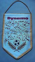 *RAR* Wimpel SG Dynamo Dresden DDR Oberliga Fussball DFV SGD Meister 1978 FDGB