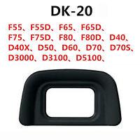 Augenmuschel DK20 Eye Cup für Nikon D50,D60,D70,D70s,D3000,D3100,D3200,D5100