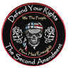 DEFEND YOUR RIGHTS WE THE PEOPLE HAVE HAD ENOUGH 2ND SECOND AMENDMENT PATCH