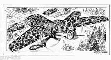 Chasseur Allemand MESSERSCHMITT Me 329  - Kit résine PLANET MODELS 1/72 N° 089