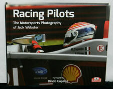 """""""racing Pilots"""" Photo Book by Jack Webster Fantastic Xmas Gift for Race Fan"""