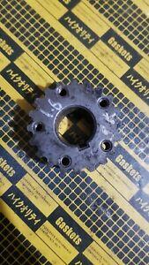 geo tracker suzuki sidekick crankshaft timing gear sprocket 1.6L 8 VALVE OEM