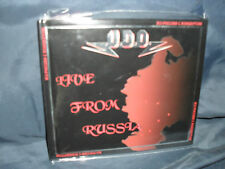 U.D.O. ‎– Live From Russia -2CDs