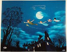 MARGARET KERRY Signed 16x20 Photo Tinker Bell Disney's Peter Pan w/ Beckett BAS