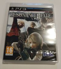 Resonance of Fate PS3 Neuf Scellé UK PAL Sony PlayStation 3 RPG GAME SEGA