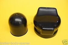 FREE 1st Class Post - Plastic Towball & Socket Cover For 7 pin &13 Pin Socket