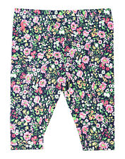Ralph Lauren Leggings Size 3M / 53-60Cm Floral Elasticated Waist