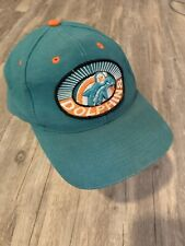 Team Nfl Vintage Drew Pearson Collection Miami Dolphins Snapback Hat