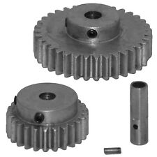 Traxxas X-MAXX 1.5 Mod Gear Setup 8mm 35t Spur 8mm 25t Pinion. For 8s