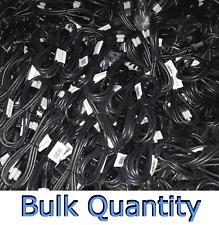 Bulk Lot Standard AC Power Cord Cable Monitor Computer PC 300V 5.5ft Plug