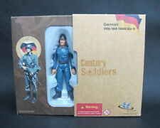 JSI Century Soldiers WWII German ARMY TANKER 1/18 Figure 60097A6