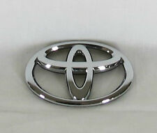 TOYOTA RAV4 FJ CRUISER EMBLEM REAR LIFTGATE OEM CHROME BADGE sign symbol logo
