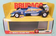 Burago Monza grand prix ref 6132 1/24eme