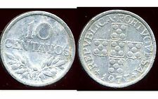 PORTUGAL  10  centavos 1977  ( bis )