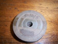 Used Toro Pulley Part # 5-1615 As-Is