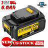 For DEWALT DCB205 DCB200 20V 6.0Ah MAX XR Lithium Ion Battery-Pack DCB204 DCB206