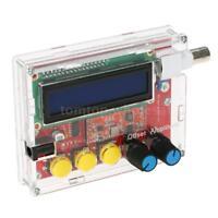 AD9833 High Precision Signal Generator DIY Kit Sine/Triangle/Square Output K8W6