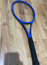 Wilson Pro Staff Rf97 2019 Laver Cup Federer Tennis Racket Blue Used L3 (4 3/8)