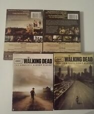 Walking Dead The Complete First Season 1 and 2 on DVD New Sealed