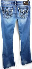 Silver Jeans Size 28 x30 Pioneer Womens Bootcut Low Rise Medium Wash Pants