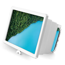 Portable Mobile Cell Phone Screen Magnifier Amplifier 3D HD Stand Video Bracket