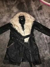 River Island Leather Girls' Coats, Jackets & Snowsuits (2-16 Years)