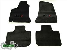 11-14 Dodge Charger RWD Carpted Floor Mats Set of 4 Front & Rear MOPAR OEM NEW