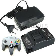 AC 100-245V 50/60Hz Wall Charger AC/DC Adapter Power Supply For Nintendo 64 N64