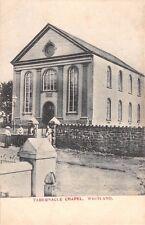 WALES - WHITLAND, Tabernacle Chapel, Carmarthenshire