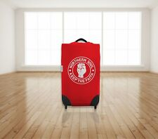 Northern Soul Poing Rouge Design Caseskinz Valise Housse Valise non Inclus