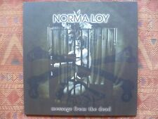 NORMA LOY - Message from the Dead ( 2 LPs - GF Nude Cover - NM - New Wave Goth )