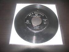 "ELVIS PRESLEY - DON'T BE CRUEL / HOUND DOG  RCA ITALIANA 45N 0515  LP 7"""
