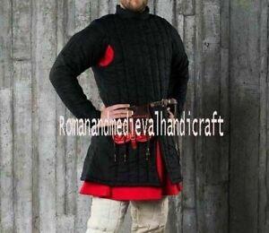 European Gambeson Padded Armor Medieval Reenactment  Christmas Gift