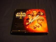 Star Wars Episode 1 The Phantom Menace Vhs Widescreen Collector's Edition