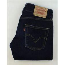 Herren-Bootcut-Jeans aus Denim mit niedriger Untersetzte Größe (en)