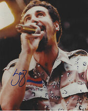 SERJ TANKIAN SYSTEM OF A DOWN SINGER SIGNED AUTHENTIC CLASSIC 8X10 PHOTO w/COA